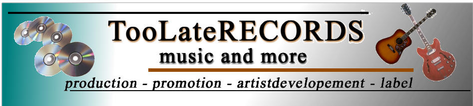 TooLateRECORDS Label